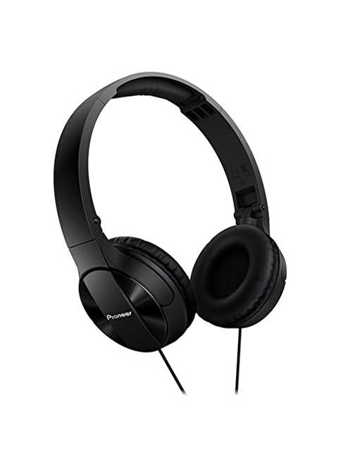 Pioneer SE-MJ503-K Kulaküstü Kulaklık Siyah